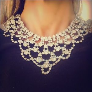 NEW Glamorous Statement Necklace Marciano